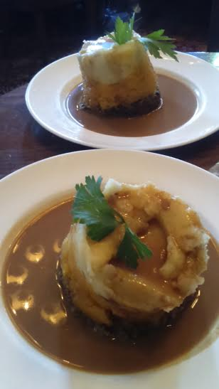 When in Scotland… Eat Haggis!