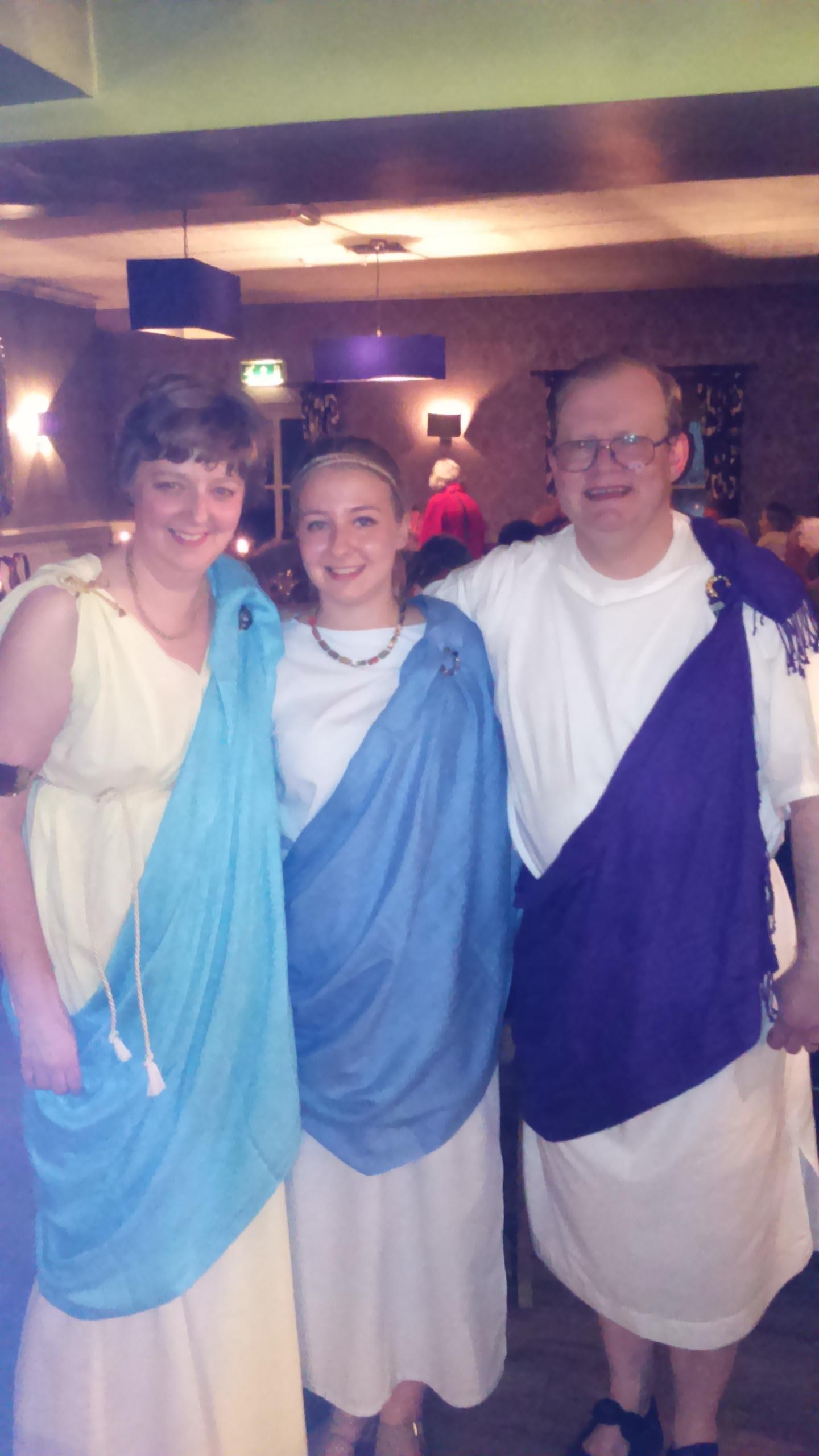 A Roman Banquet