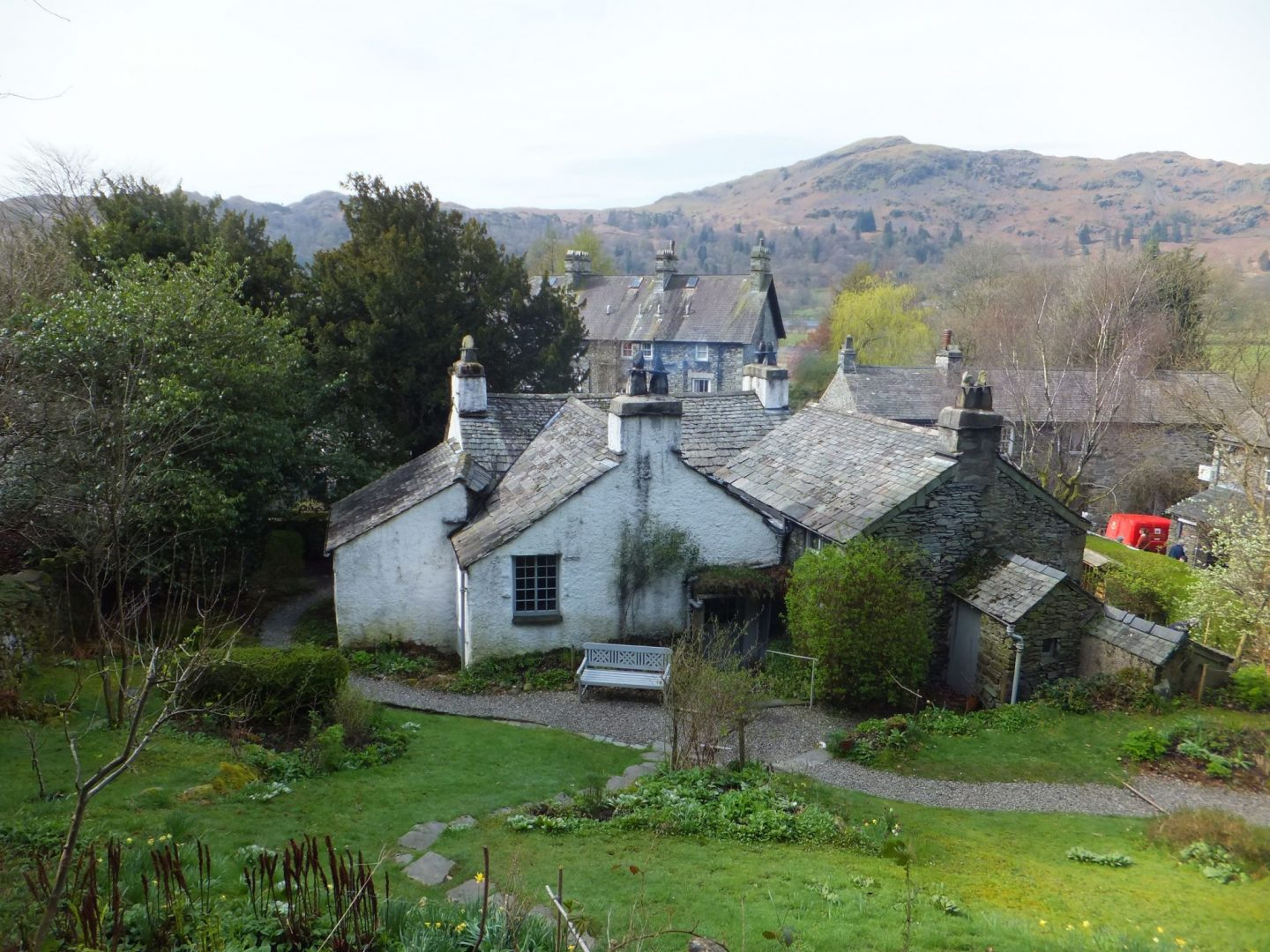 A day in Grasmere