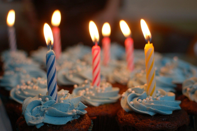 Happy Birthday – 2 years old!