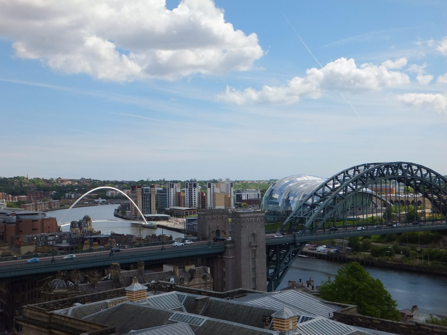 A Day in Newcastle