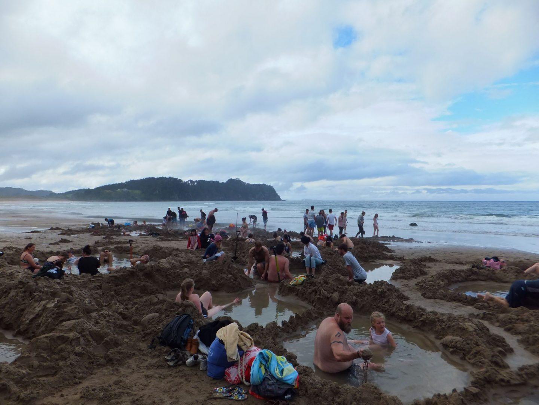 Hot Water Beach, Coromandel Peninsula